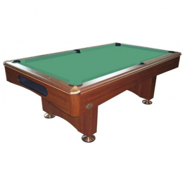 Buffalo pooltafel Eliminator II brown 7ft (9200.587)